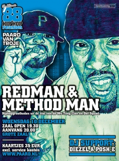 Redman&Method Man - Paard